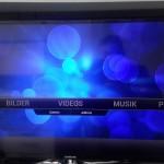 XBMC-Benutzeroberfläche