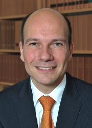 Portraitfoto von Datenschützer Dr. Thomas Petri
