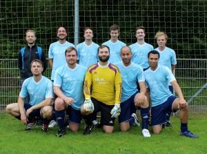 BLM-Fußballmannschaft Turnier Landesmedienanstalten