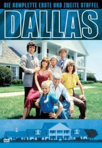 DVD-Cover von Dallas