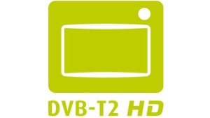 DVB-T2 HD Gerätelogo