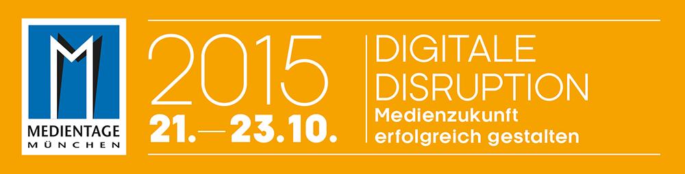 Radio Panels bei den Medientagen München - 21. - 23.10.2015