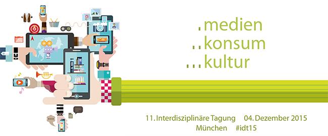 Interdisziplinäre Tagung am 4.12.2015 in der BLM, München