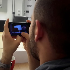 Videobearbeitung mit KineMaster