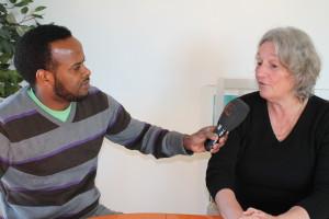 Radiocoaching für Flüchtlinge
