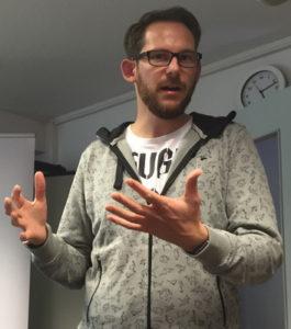 Hannes Mehring von Crowdradio