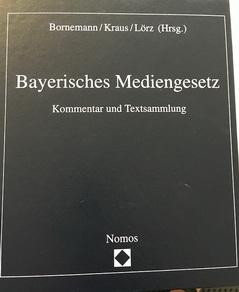 Bayerisches Mediengesetz