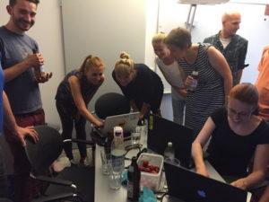 Cook and Code - Workshop im MediaLab Bayern