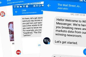 Messenger und Bots