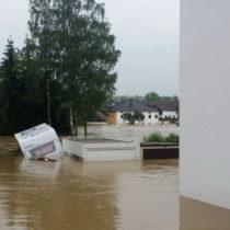 Triftern Hochwasser kleiner