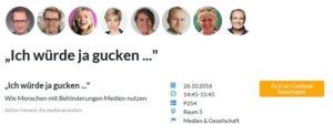 Medientatge München 16