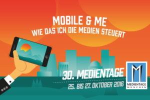 Medientage München 2016