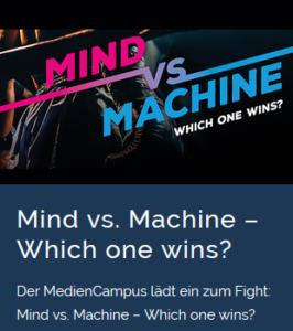 Mind vs Machines