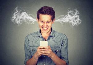 Grünbichler Smartphone Stress