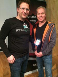 Oberberger Radio Hack 2017