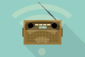 Knapp ein Viertel der Online-Audio-Nutzer hören Podcasts oder Radiosendungen zum Nachhören