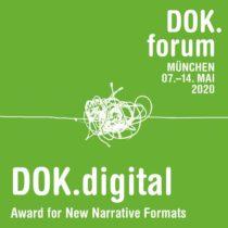 DOK.Digital - Preis für neue Erzählformate