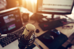 Radiostation, Credit: Adobe Stock